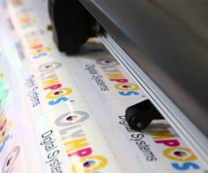 folyo yazı sticker